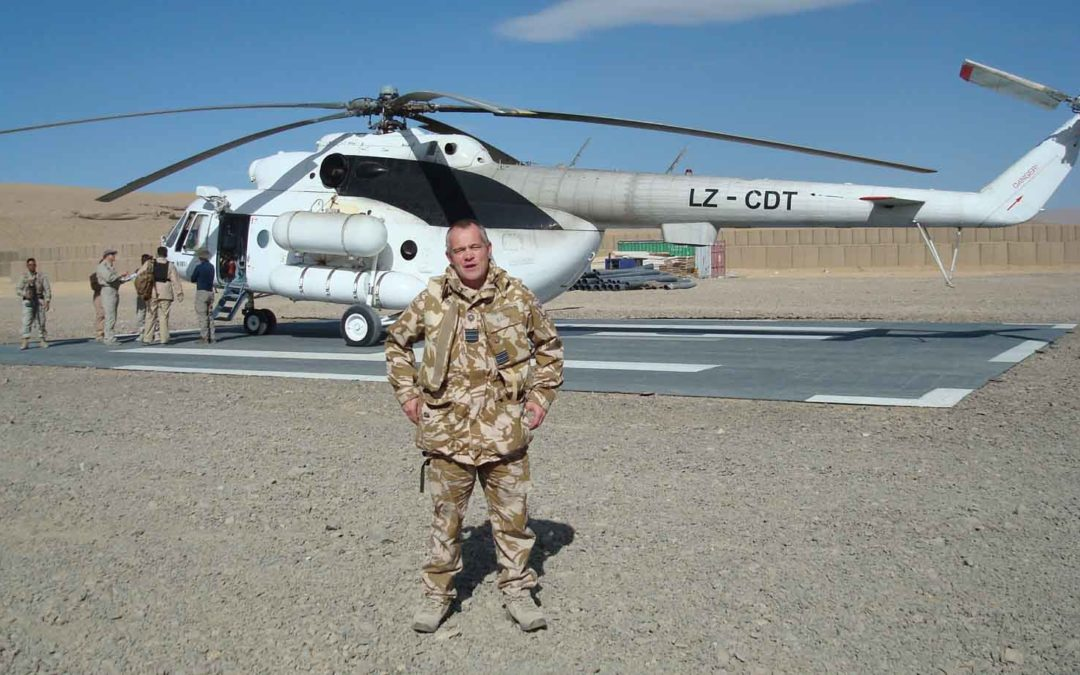 NHS to RAF and Back Again – a Reflection